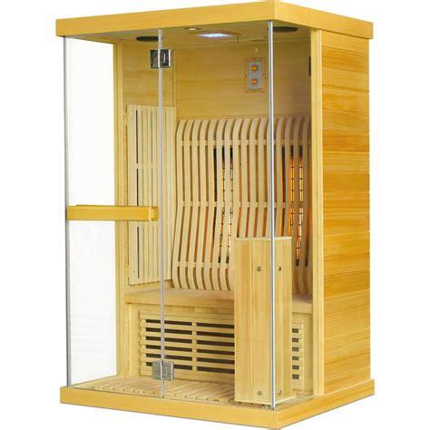 Cabine Sauna 1508 by Sauna Infrarouge Les Moins Chers De Notre Comparateur De