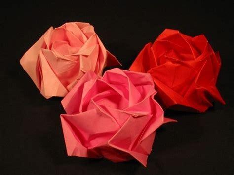 origami fiori origami fiori fiori di carta come realizzare fiori di