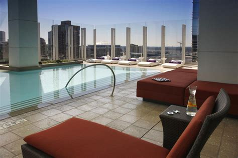 W Hotels Unveils New W Atlanta-Downtown and the Residences ... W Hotel Atlanta Rooftop Pool