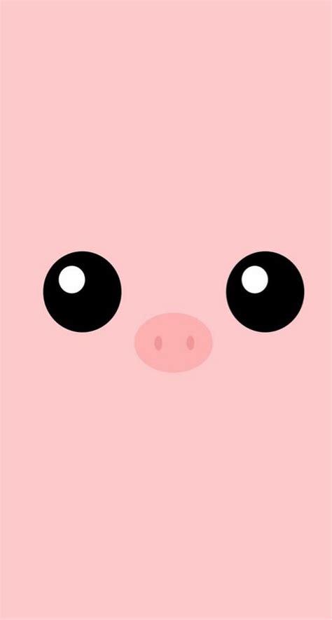 wallpaper cute pig pig fondos fondos o header d pinterest
