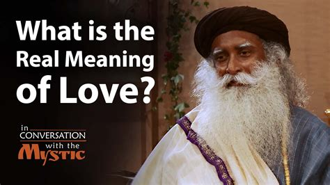 what is the real meaning of love juhi chawla with sadhguru youtube