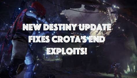 Creating Destiny 1 2 End destiny 1 2 update notes on jan 13 target crota s end product reviews net