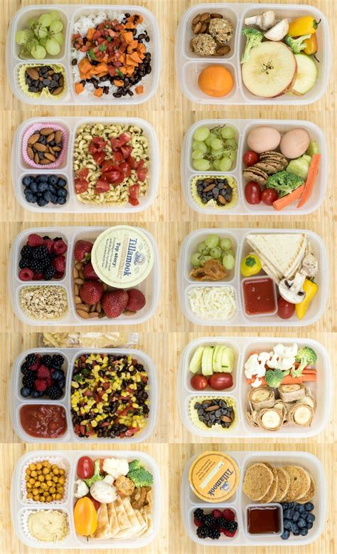 Simple Lunch Box 12 healthy lunch box ideas for or adults that are