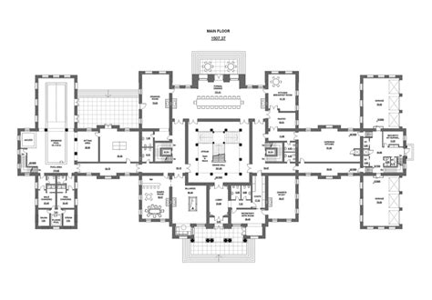 mega mansion floor plans a hotr reader s 50 000 square foot mega mansion design