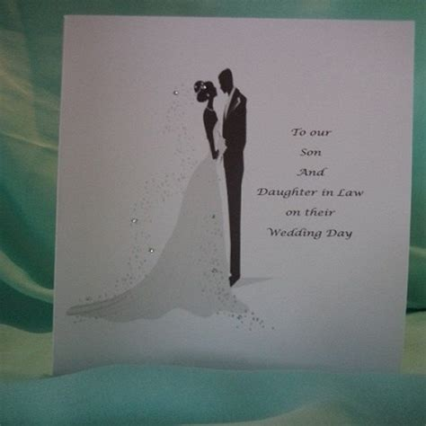 Wedding Card Uk by Wedding Day Card For And In Personalised