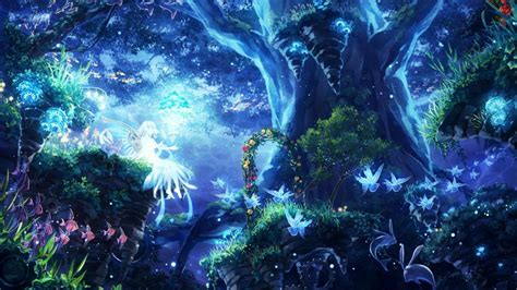 wallpaper anime world fantasy world background wallpaper