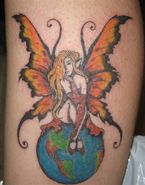 20 fairy tattoos offer many moods and emotions magment
