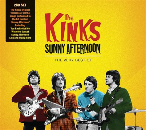 kinks best of the kinks release afternoon the best of