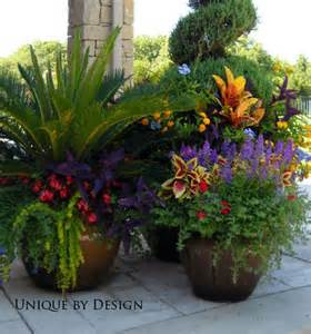 container garden plans 35 beautiful container gardens container gardening pots