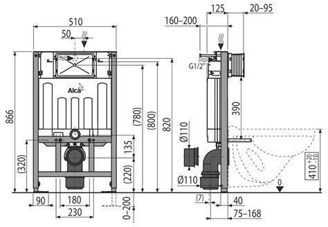 abstand bidet wc 85cm wc vorwandelement f 252 r trockenbau