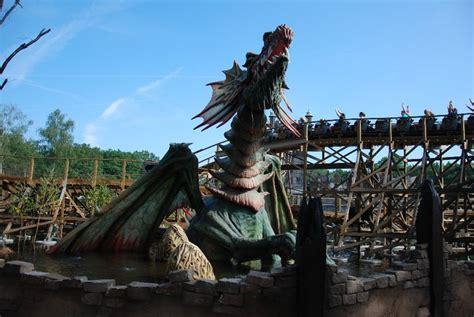 theme park netherlands efteling de efteling joris en de draak