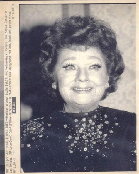 lucille ball death lucille ball obituary announcement sitcoms online photo galleries