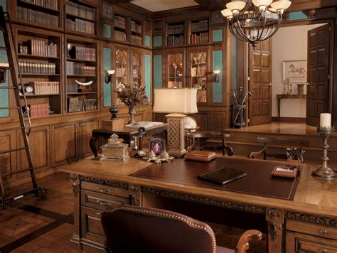 top home dec 30 best traditional home office design ideas