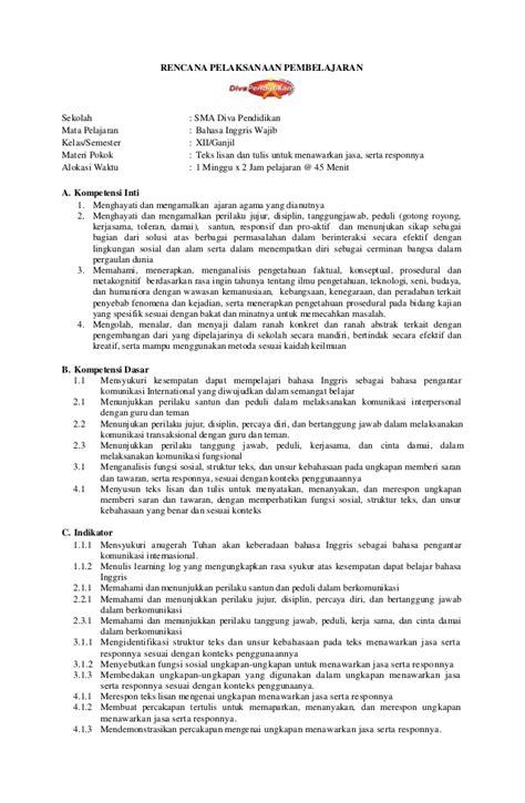Matematika Xi Wajib K13 New rpp bahasa inggris sma 2015 newhairstylesformen2014