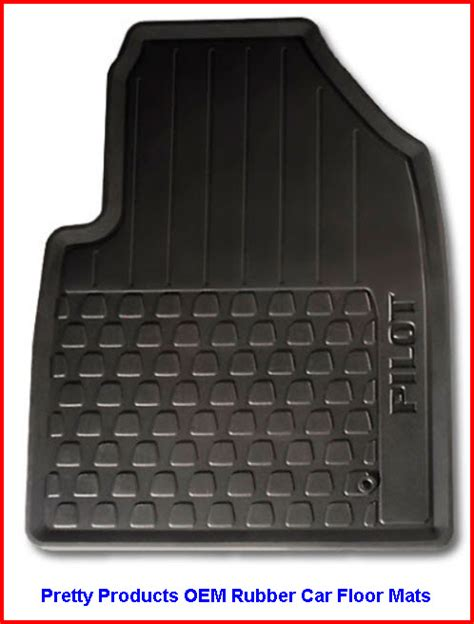 Oem Auto Floor Mats by Pretty Car Mats Made By Pretty Products For Your New Honda
