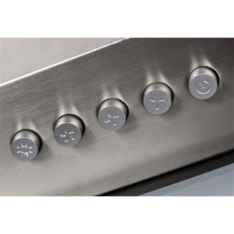 cappa cucina acciaio cappa da cucina aspirante design in acciaio inox da
