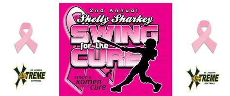 swing for the cure north lincoln baseball and softball organization