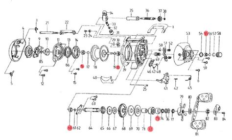 quantum reel parts diagram zebco reel schematics zebco get free image about wiring