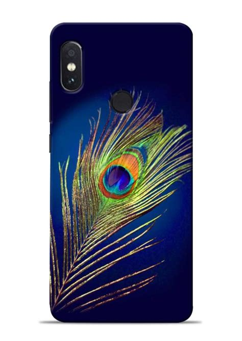 Buy Mor Pankh In Blue Krishna Xiaomi Redmi 3s Back Cover buy mor pankh in blue krishna redmi note 5 pro back cover