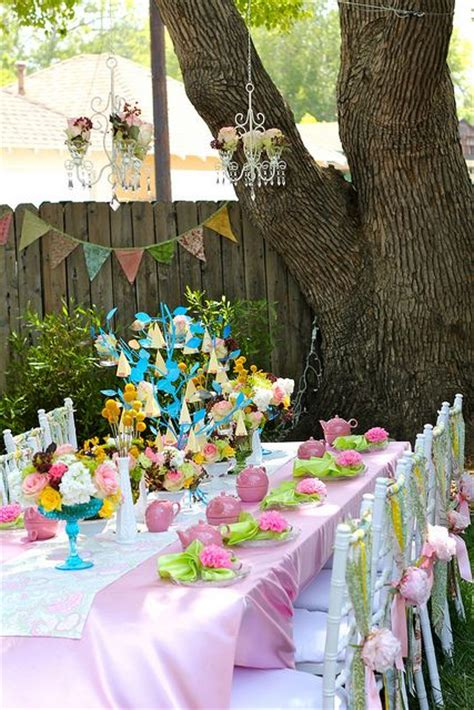 Garden Tea Party Baby Shower Ideas Pinterest Gardens Garden Tea Baby Shower Ideas
