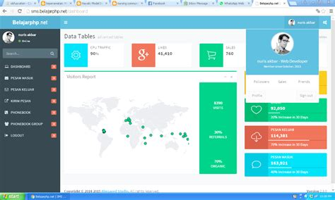 Membangun Aplikasi Database Client Server dvd tutorial membangun layanan sms berbasis client