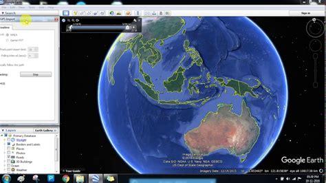 earth live live location tracking on earth using globel sat bu