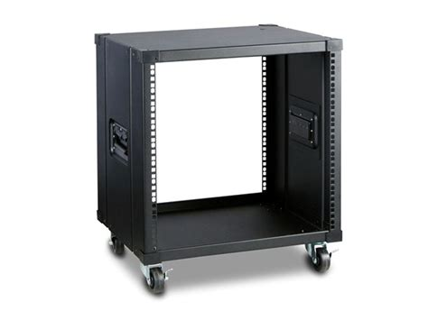 10u Rack by 10u 450mm Depth Simple Server Rack Gsa Approved Monoprice