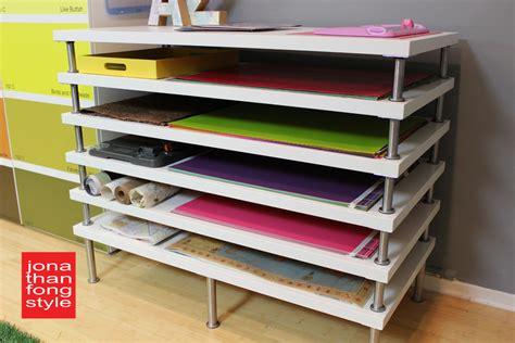 Flat File Storage Ikea Hack Jonathan Fong Style   File