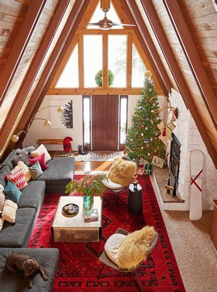 beautiful christmas living rooms midwest living