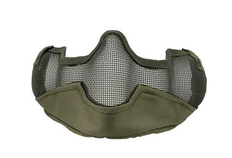 Olive Sk7 Mask 5 Pcs stalker v3 type mask olive olive tactical equipment masks gunfire pl repliki asg asg