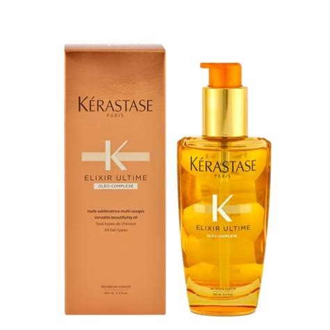 Kerastase Exilire Ultime 100ml kerastase elixir ultime new original 100ml