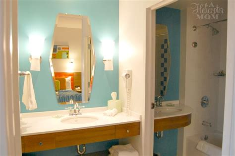 cabana bathroom cabana bay beach resort universal a helicopter mom
