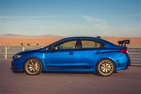 2019 Subaru Sti Ra by 2019 Subaru Wrx Sti May Finally Get More Power Roadshow