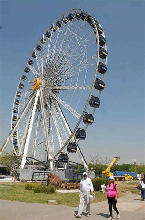 la tormenta la rueda 8448034740 empresa holandesa construye mega rueda de la fortuna en canc 250 n