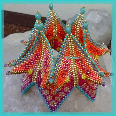 beadwork contemporary indian soul fortuneteller from contemporary geometric