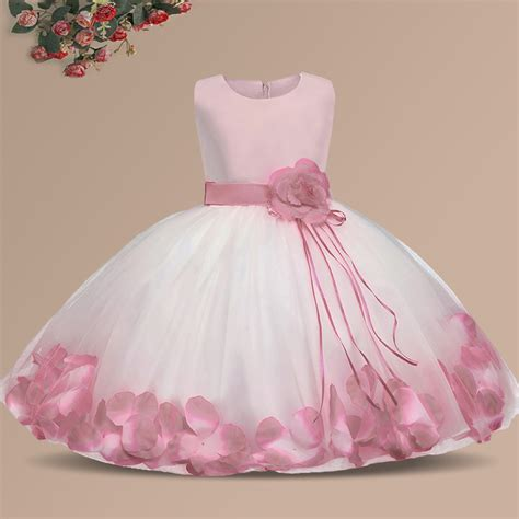 Baby Dress by Ai Meng Baby Flower Baby Christening Gown Baptism