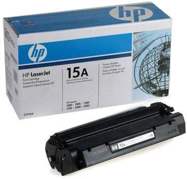 Pinset Tni U Tu 15a Original hp c7115a hp 15a negro original laserjet cartucho de t 243 ner c7115a para laserjet