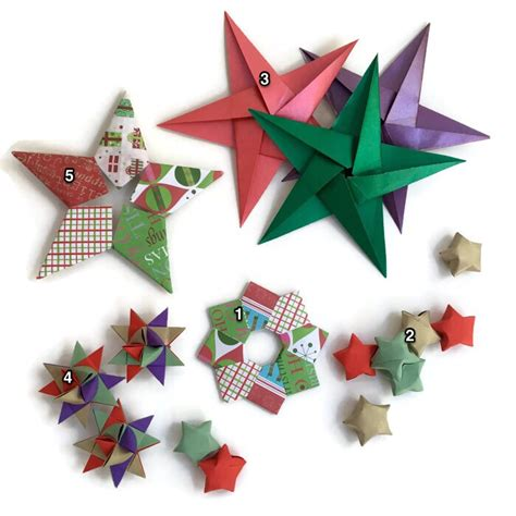 Decoration Origami by Origami Decorations Artful Maths