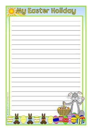 printable holiday diary easter holiday diary template template design