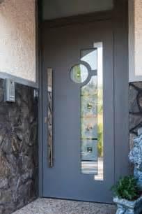 Aluminium Exterior Doors Aluminum Modern Front Entry Door Contemporary Front Doors New York By Ville Doors