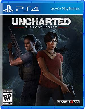 Kaset Ps 4 Uncharted The Lost Legacy Ps4 uncharted the lost legacy ps4 playstation