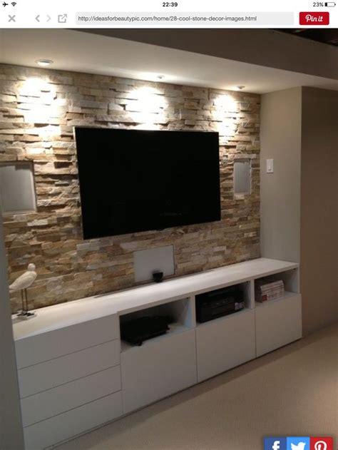 pin de johanna brea en interiores muebles  televisores cuarto de television decoracion