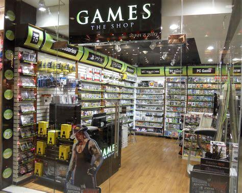game shop layout в россии повышаются цены на игры