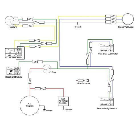 yamaha ysr50 wiring diagram yamaha tw200 wiring diagram
