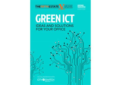 the green ict book no 1 in a new series on greening your