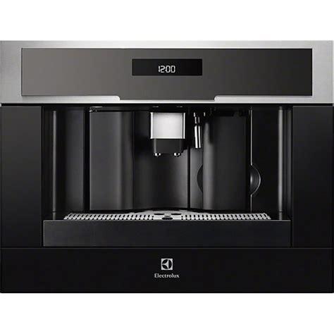 einbau kaffeeautomat kaffeevollautomaten ebc54523ax einbau kaffeeautomat