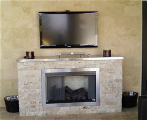 Paint Gas Fireplace by Paint The Brick Inner Liner Of A Fireplace Gas Grills