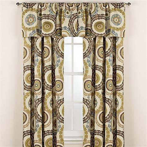 spencer home decor window panels suzani rod pocket window curtain panels bed bath beyond