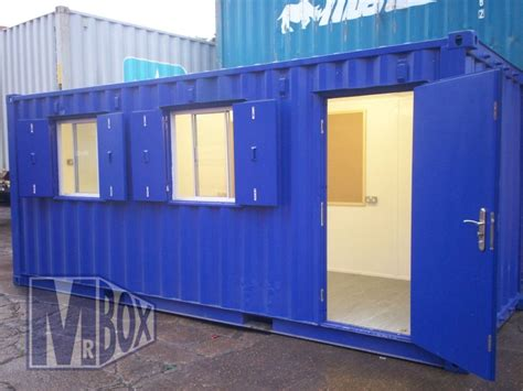 Office Container 20ft office container accommodation