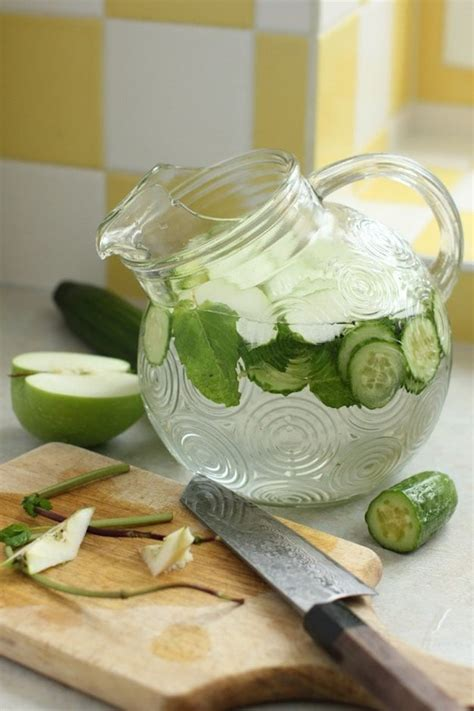 Apple Lemon Mint Detox Water Recipe by 15 Diy Detox Water Ideas To Stay Refreshed Diy Projects